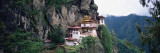 Monastery on a Cliff, Taktshang Monastery, Paro, Bhutan Wall Decal by Panoramic Images 