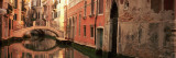 Reflection of Buildings in Water, Venice, Italy Wall Decal by  Panoramic Images