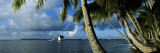 Hut in the Sea, Bora Bora, French Polynesia Wall Decal by  Panoramic Images