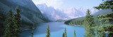 Moraine Lake, Banff National Park, Canada Wall Decal by  Panoramic Images