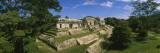 Ruins of a Palace, Palenque, Chiapas, Mexico Wall Decal by  Panoramic Images