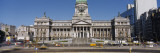 Facade of a Building, Congreso Nacional, Buenos Aires, Argentina Wall Decal by  Panoramic Images