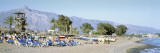 Tourists on the Beach, San Pedro, Costa Del Sol, Marbella, Andalusia, Spain Wall Decal by  Panoramic Images