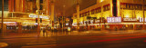 Casino Lit Up at Night, Fremont Street, Las Vegas, Nevada, USA Wall Decal by  Panoramic Images