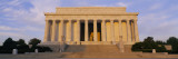 Facade of a Memorial Building, Lincoln Memorial, Washington D.C., USA Wall Decal by Panoramic Images