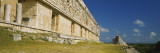 Ruined Building, Governor's Palace, Uxmal, Mexico Wall Decal by  Panoramic Images