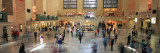 Passengers at a Railroad Station, Grand Central Station, Manhattan, New York City, NY, USA Wall Decal by  Panoramic Images