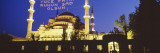 Blue Mosque, Istanbul, Turkey Wall Decal by Panoramic Images