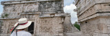 Chichen Itza, Nunnery, Yucatan, Mexico Wall Decal by  Panoramic Images