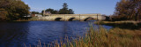 Bridge Across a River, Macquarie River, Tasmania, Australia Wall Decal by  Panoramic Images