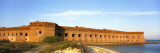 State Building on the Coast, Fort Jefferson, Dry Tortugas National Park, Florida, USA Wall Decal by  Panoramic Images