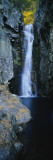 Waterfall in a Forest, Moultonborough, Carroll County, New Hampshire, USA Wall Decal by  Panoramic Images