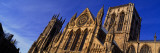Low Angle View of a Cathedral, York Minster, York, England, United Kingdom Wall Decal by  Panoramic Images