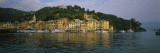 Town at the Waterfront, Portofino, Italy Wall Decal by  Panoramic Images