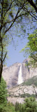 Upper Falls, Yosemite National Park, California, USA Wallstickers af Panoramic Images,
