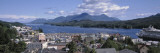Town by the Water, Ketchikan, Alaska, USA Wall Decal by Panoramic Images 