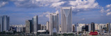 Sao Paulo, Brazil Wall Decal by  Panoramic Images