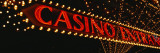 Neon Sign, Las Vegas, Nevada, USA Wall Decal by  Panoramic Images