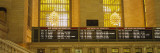 Arrival Departure Board in a Station, Grand Central Station, Manhattan, New York, USA Wall Decal by  Panoramic Images