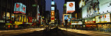 Shopping Malls in a City, Times Square, Manhattan, New York, USA Wall Decal by  Panoramic Images