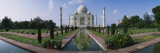Facade of a Mausoleum, Taj Mahal, Agra, Uttar Pradesh, India Wall Decal by  Panoramic Images