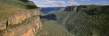 Panoramic View of Valley, Blue Mountains National Park, Australia Wall Decal by  Panoramic Images