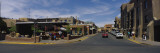 Traffic on a Road, Santa Fe, New Mexico, USA Wall Decal by  Panoramic Images