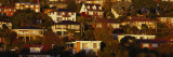 Houses, Sandy Beach, Hobart, Tasmania, Australia Wall Decal by  Panoramic Images