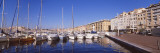 Waterfront, Marseille, France Wall Decal by  Panoramic Images