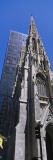 St. Patrick's Cathedral, Manhattan, New York, USA Wall Decal by Panoramic Images