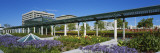 Flowers in a Formal Garden, Yerba Buena Gardens, San Francisco, California, USA Wall Decal by  Panoramic Images