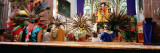 Low Angle View of People Praying in a Church, San Miguel De Allende, Guanajuato, Mexico Wall Decal by  Panoramic Images