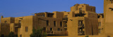 Hotel in a City, Santa Fe, New Mexico, USA Wall Decal by Panoramic Images