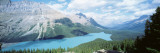 Lake, Peyto Kale, Banff National Park, Canada Wall Decal by  Panoramic Images
