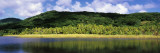 Mountains Along a River, Tahaa, French Polynesia Wall Decal by  Panoramic Images