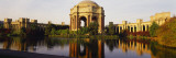 Buildings at the Waterfront, Palace of Fine Arts, San Francisco, California, USA Autocollant mural par Panoramic Images 