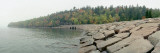 Ocean Dam near National Park, Acadia National Park, Maine, USA Wall Decal by Panoramic Images