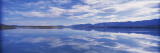 Reflection of Clouds in a Lake, Lake Pukaki, Southern Alps, New Zealand Wall Decal by  Panoramic Images
