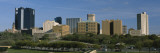 Fort Worth, Texas, USA Wall Decal by  Panoramic Images