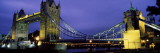 Tower Bridge, London, United Kingdom Wall Decal by  Panoramic Images