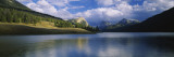 Green River Lake and White Rock Mountain, Bridger-Teton National Forest, Pinedale, Wyoming Wall Decal by  Panoramic Images