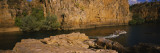 Group of People in a Barge, Nitmiluk National Park, Northern Territory, Australia Wall Decal by  Panoramic Images