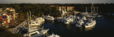 Yachts Moored at a Harbor, Hilton Head, South Carolina, USA Wall Decal by  Panoramic Images