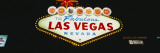 Welcome Sign, Las Vegas, Nevada, USA Wall Decal by Panoramic Images