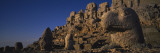 Rocks on a Cliff, Mount Nemrut, Nemrud Dagh, Cappadocia, Antolia, Turkey Wall Decal by Panoramic Images