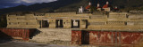 Facade of a Palace, Palace of Pezelao, Mitla, Oaxaca, Mexico Wall Decal by  Panoramic Images