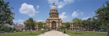 Facade of a Government Building, Texas State Capitol, Austin, Texas, USA Wall Decal by  Panoramic Images