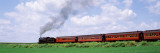 Train Moving on a Railroad Track, Strasburg, Lancaster, Pennsylvania, USA Wall Decal by  Panoramic Images