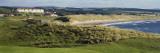 Hotel at the Coast, Turnberry Hotel, Ayrshire, Scotland Veggoverføringsbilde av Panoramic Images,
