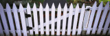 Gate on a Picket Fence Wall Decal by  Panoramic Images